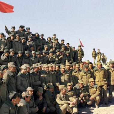 827820 27.02.1989 Вывод ограниченного контингента советских войск из Афганистана. А. Соломонов